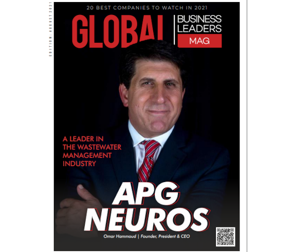 HOPEgenesis NPO among the 20 best companies to watch in 2021 according to the Global Business Leaders magazine (pg 18-21)